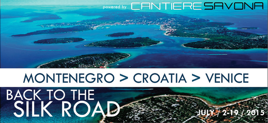 The silk road powered by Cantiere Savona