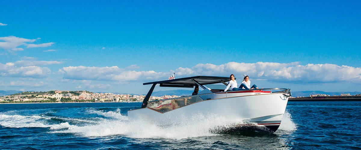 Luxi33, the Ultimate Solar Day-cruiser